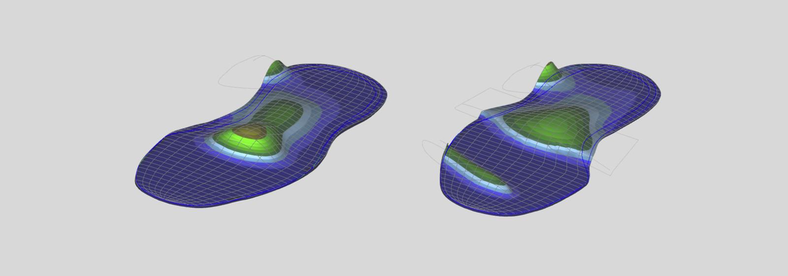 Semelles CAD CAM Podologie Reiland
